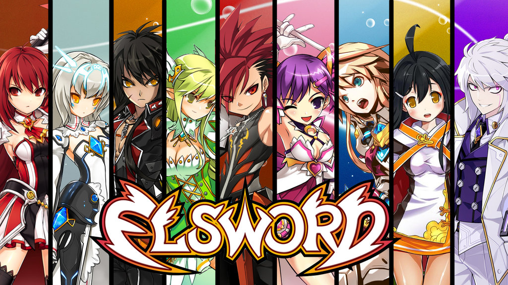 Elsword wallpaper Updated by Tyusidwi 1024x576
