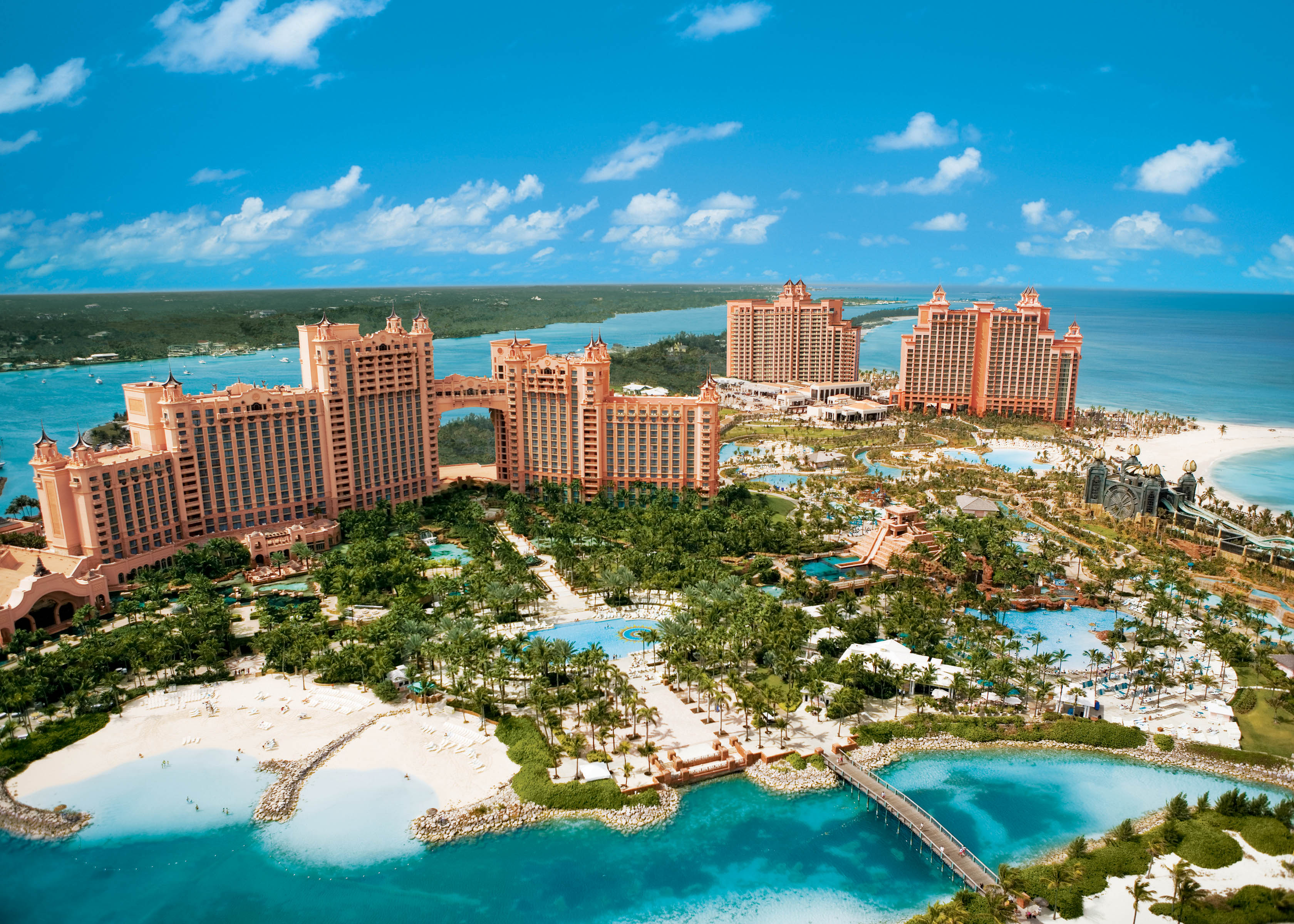 Atlantis Paradise Island A Perfect Destination For Families In The 3360x2400