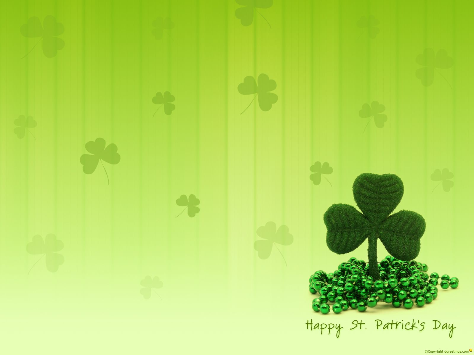 St Patricks Day Desktop Wallpapers   Happy St Patricks Day 1600x1200
