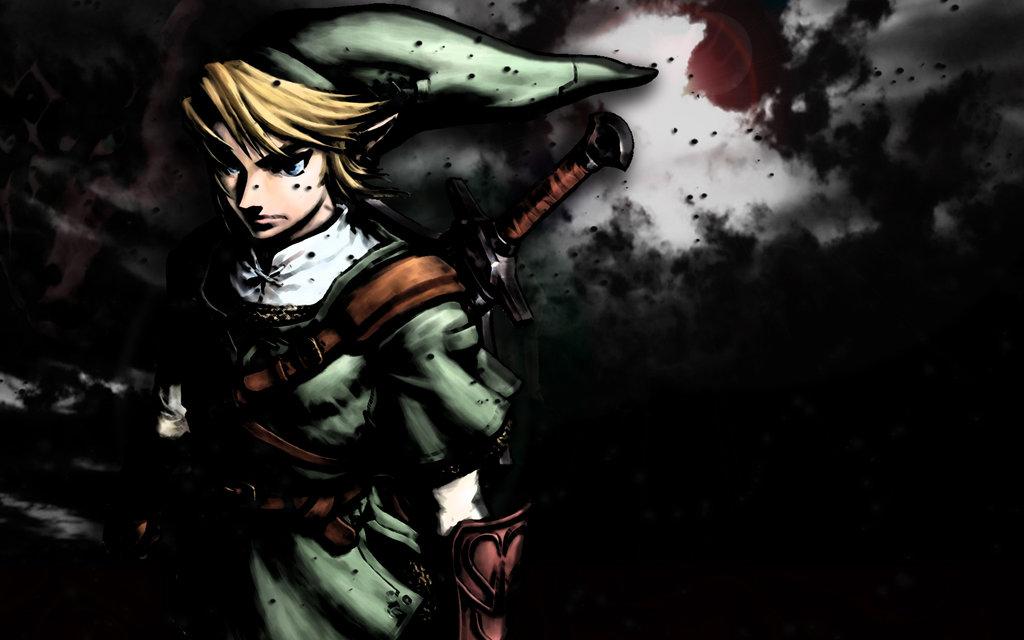 Zelda TP Dark Twilight Link   Wallpaper by TekkensArmorKing 1024x640