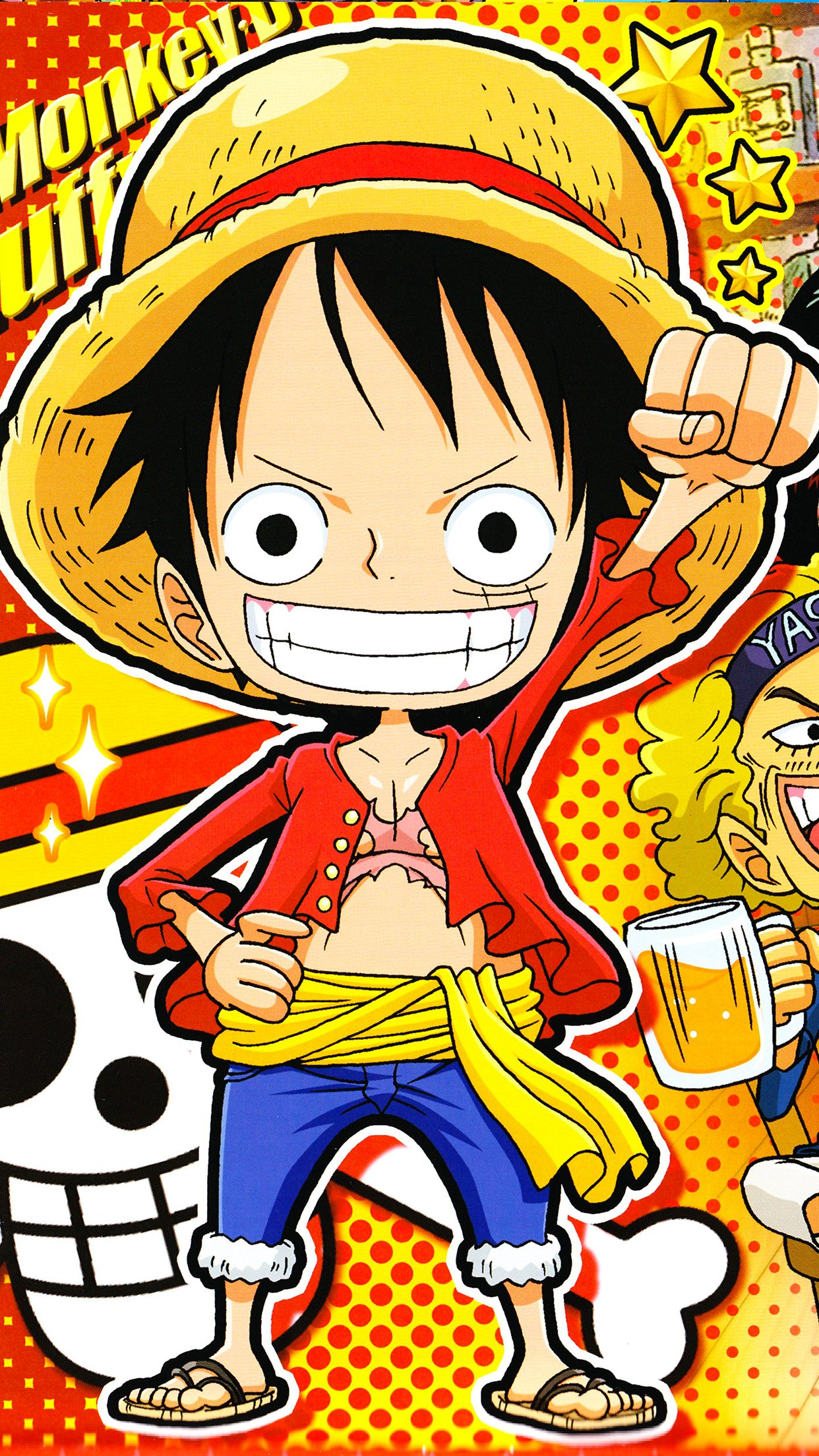 Free Download Wallpaper Hd Iphone One Piece Mini Download