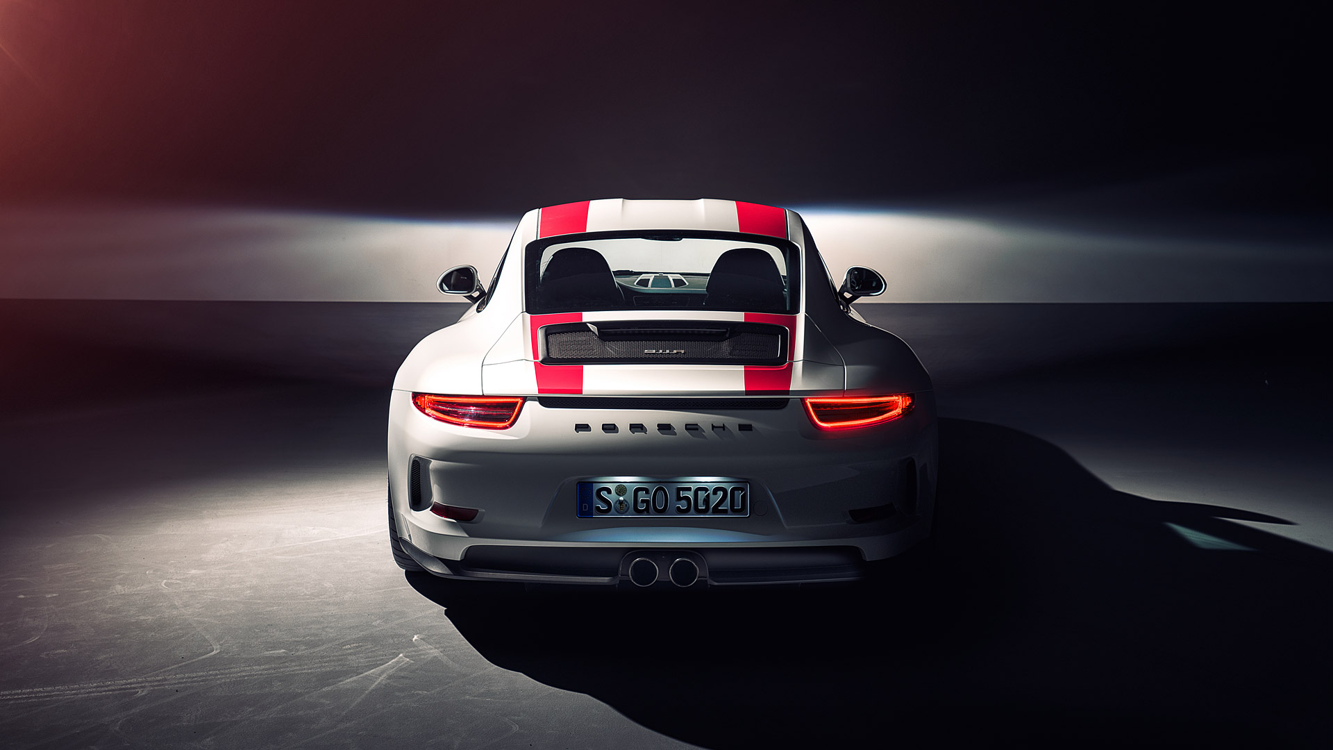 2017 Porsche 911 R Wallpapers HD Images   WSupercars 1920x1080