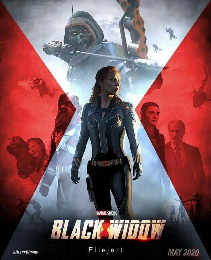 Black widow art wallpaper for iPhone Xr 11 pro Black widow 735x907