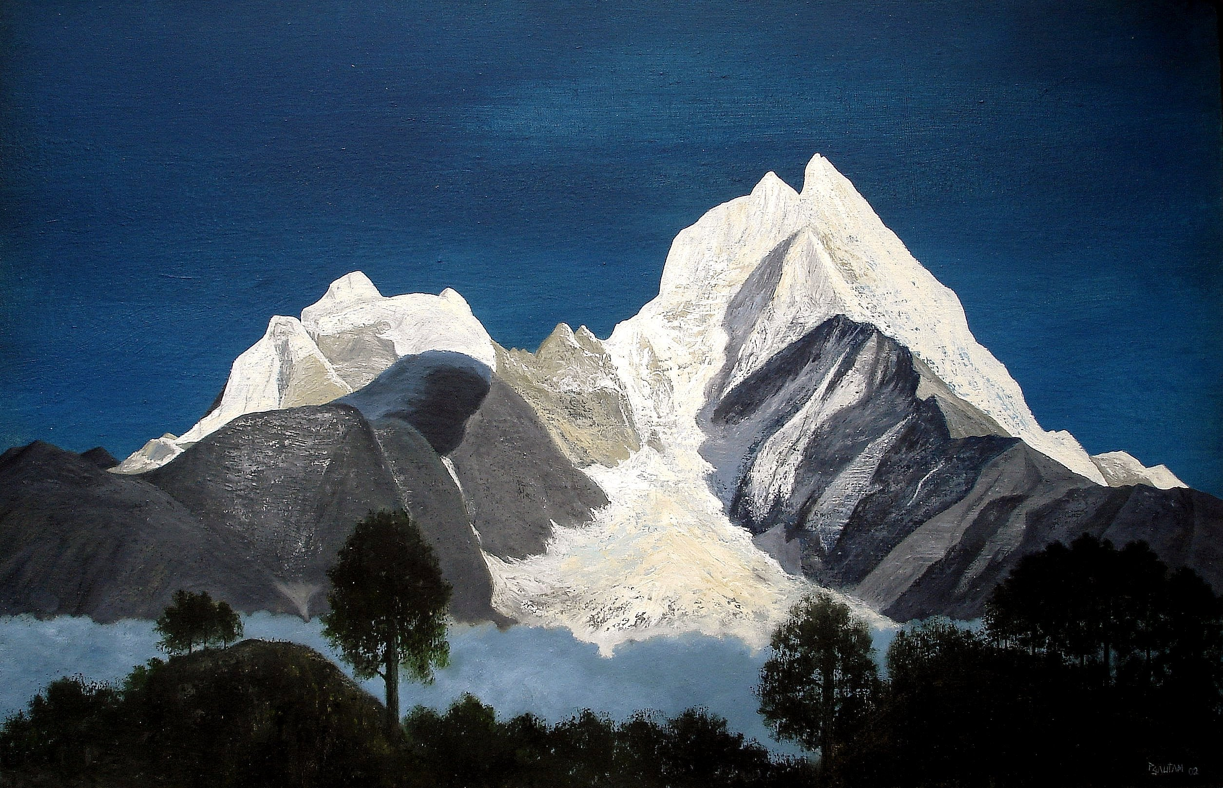 himalaya en la maana wallpaper   ForWallpapercom 2510x1618