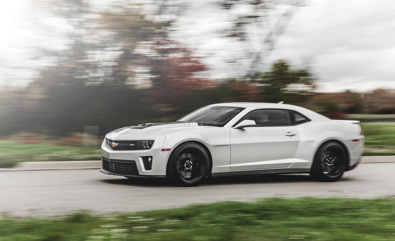 2015 Chevrolet Camaro ZL1 coupe photo 1280x782