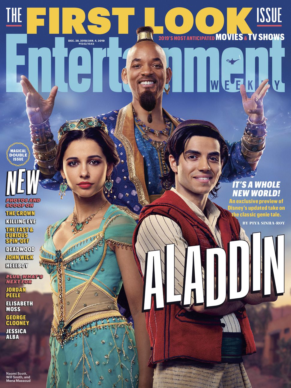 Aladdin New images from live action remake bring Will Smiths 970x1293