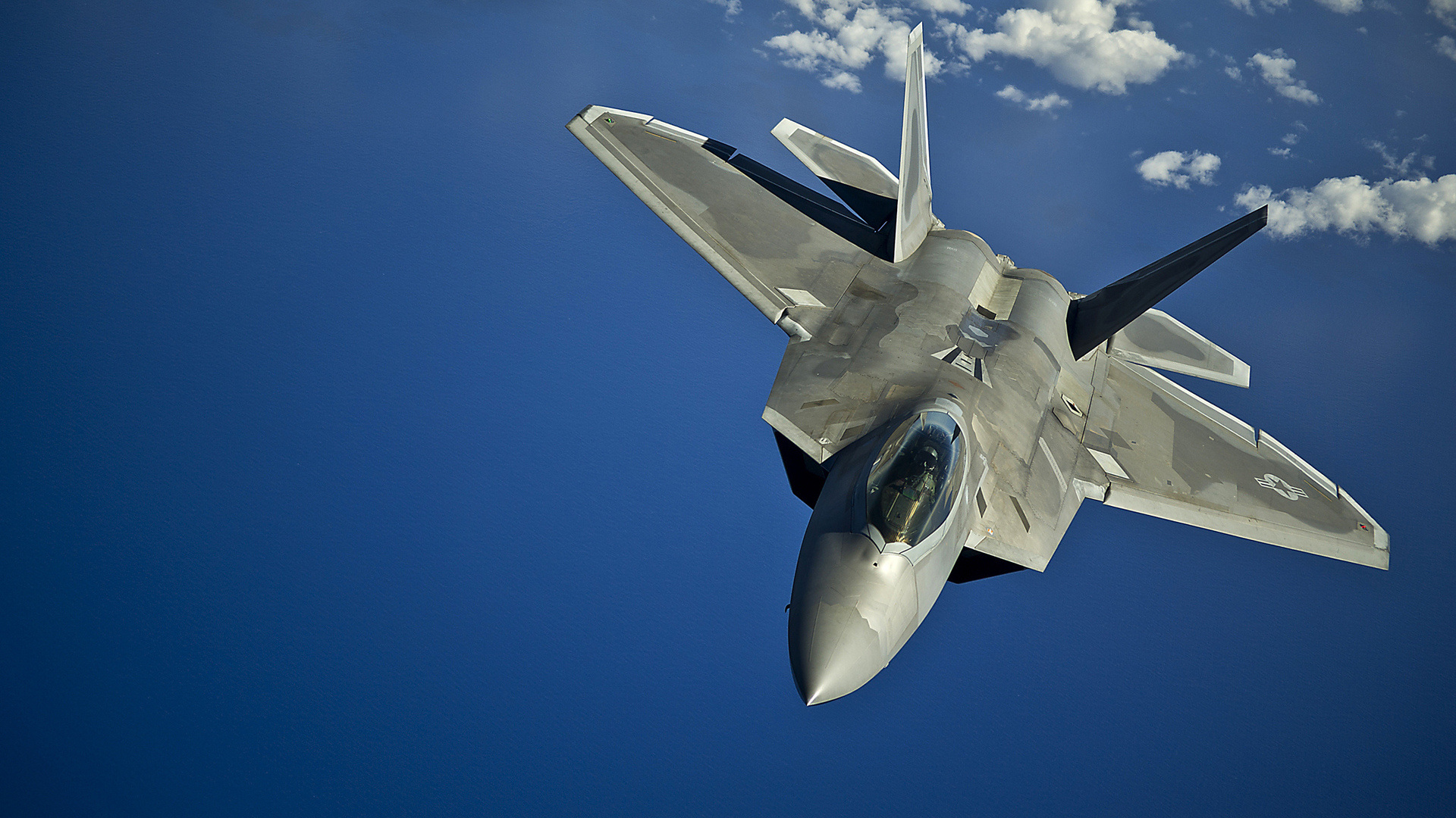 Lockheed Martin F 22 Raptor Computer Wallpapers Desktop Backgrounds 1920x1080