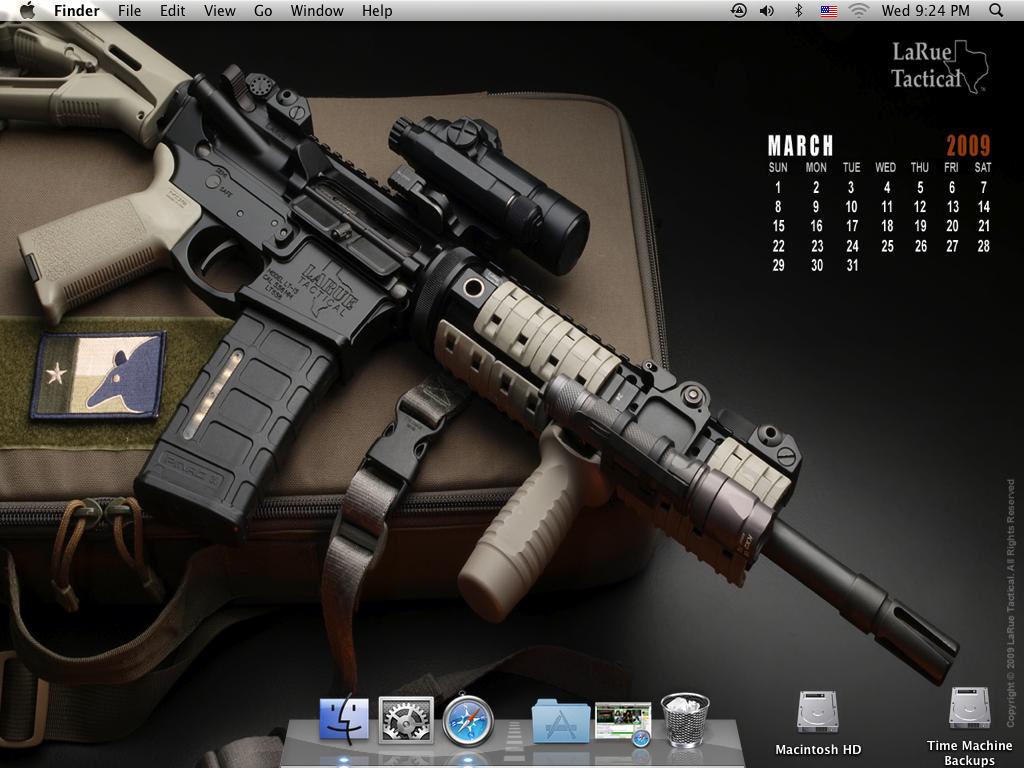 50+] AR15 Desktop Wallpaper on WallpaperSafari