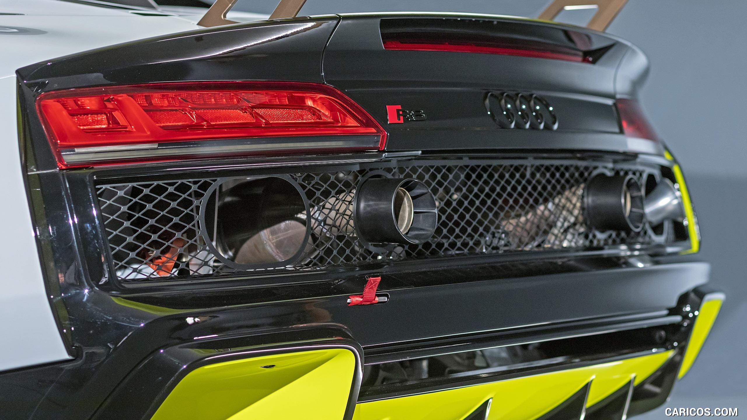 2020 Audi R8 LMS GT2   Diffuser HD Wallpaper 14 2560x1440