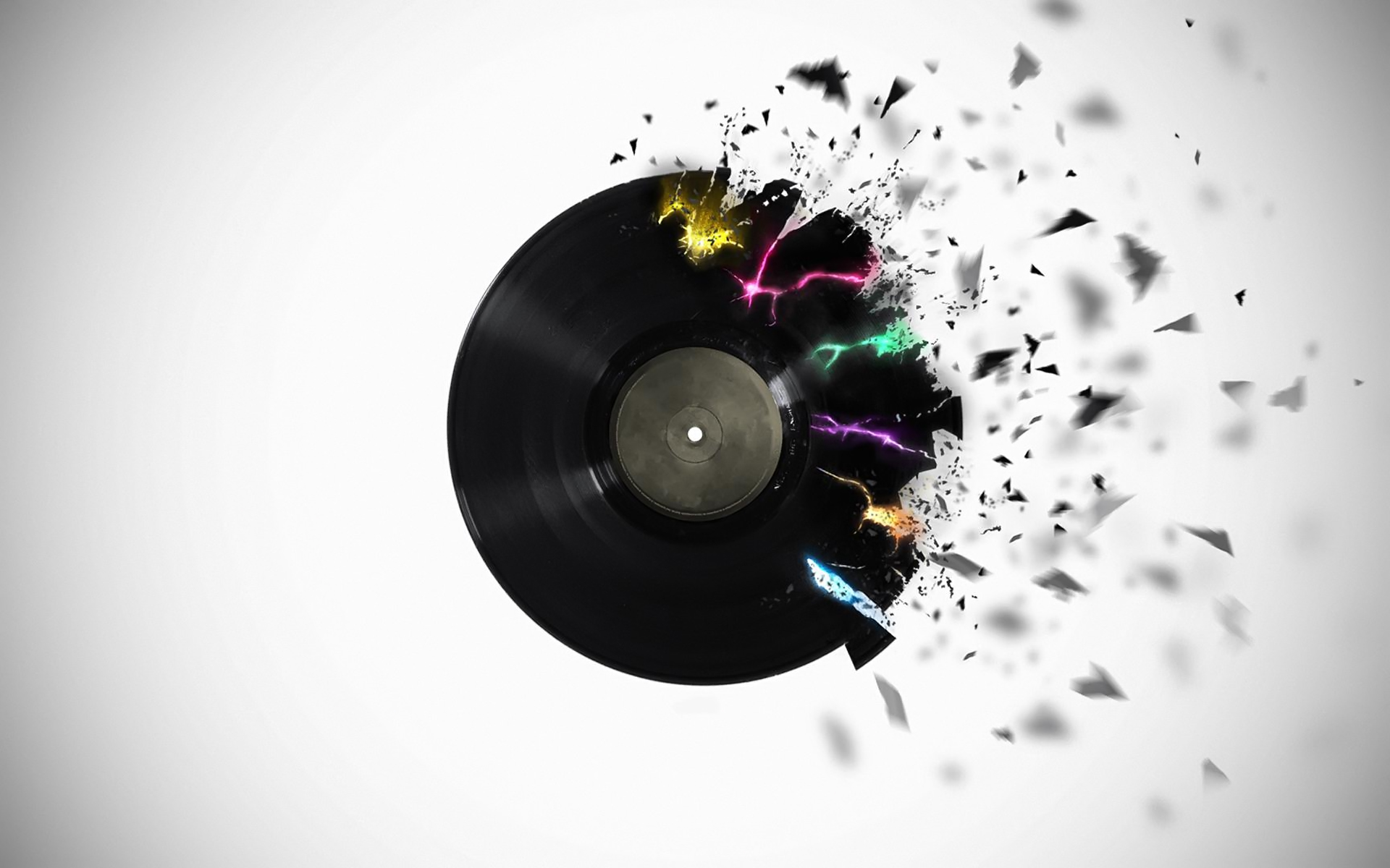 Abstract Music Wallpaper 1920x1200 Abstract Music Record Vinyl 1920x1200
