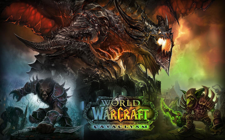 Wallpaper Description Widescreen wallpaper of World Of Warcraft 1440x900