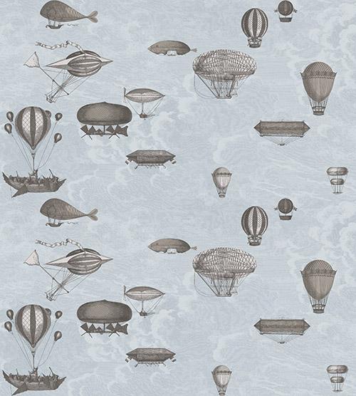 Macchine Volanti By Cole Son Wallpaper Direct 500x556
