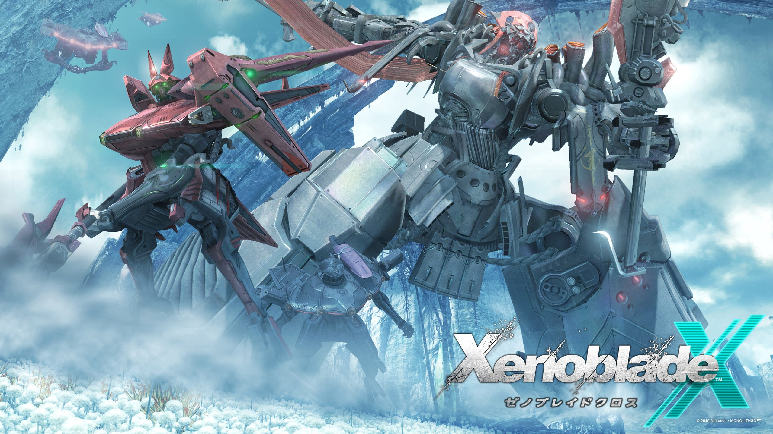 Xenoblade Chronicles Wallpapers Wallpaper Cave