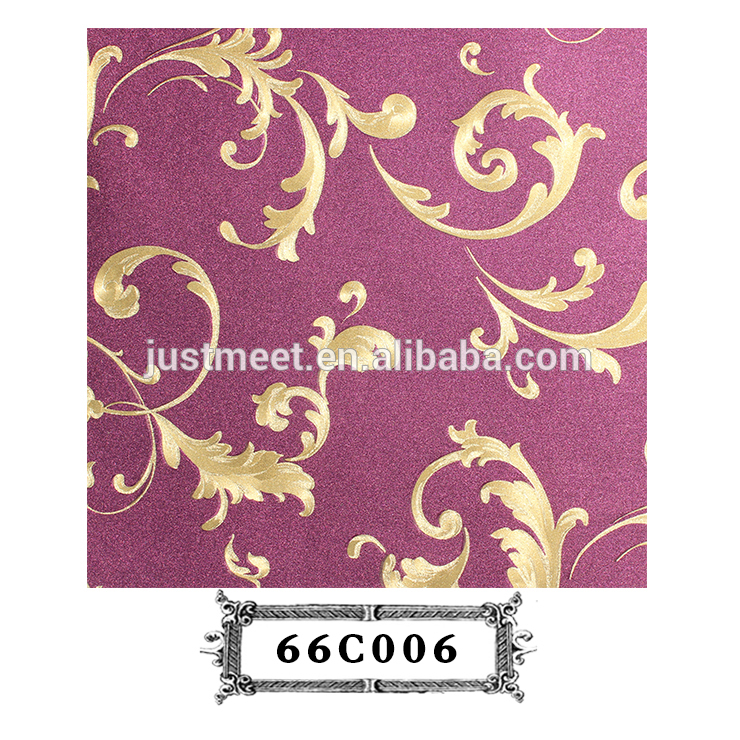 Wholesale Luxury and cheap price metallic wallpaper wallpaper for 740x740