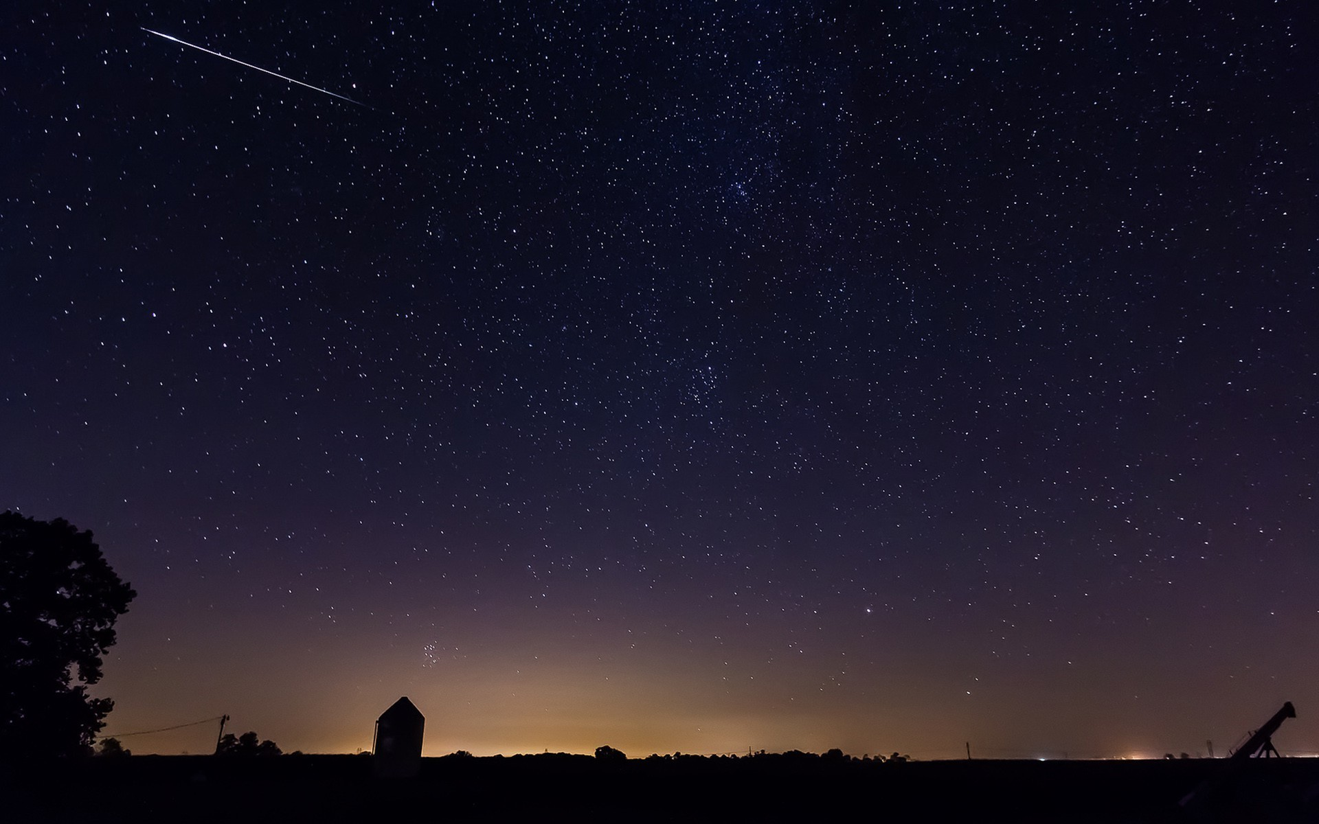 Shooting Star HD Wallpaper 2015 1920x1200