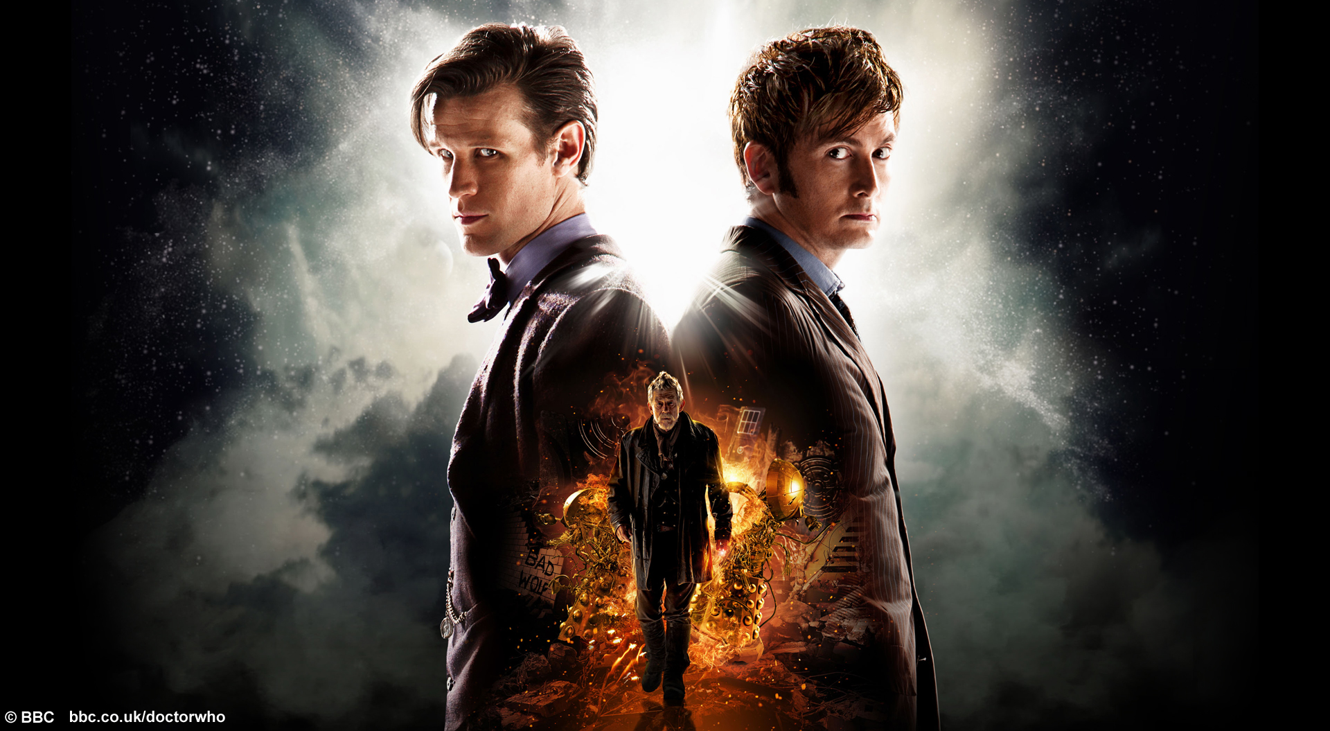 BBC Latest News   Doctor Who   The Day of the Doctor Wallpapers 1920x1055