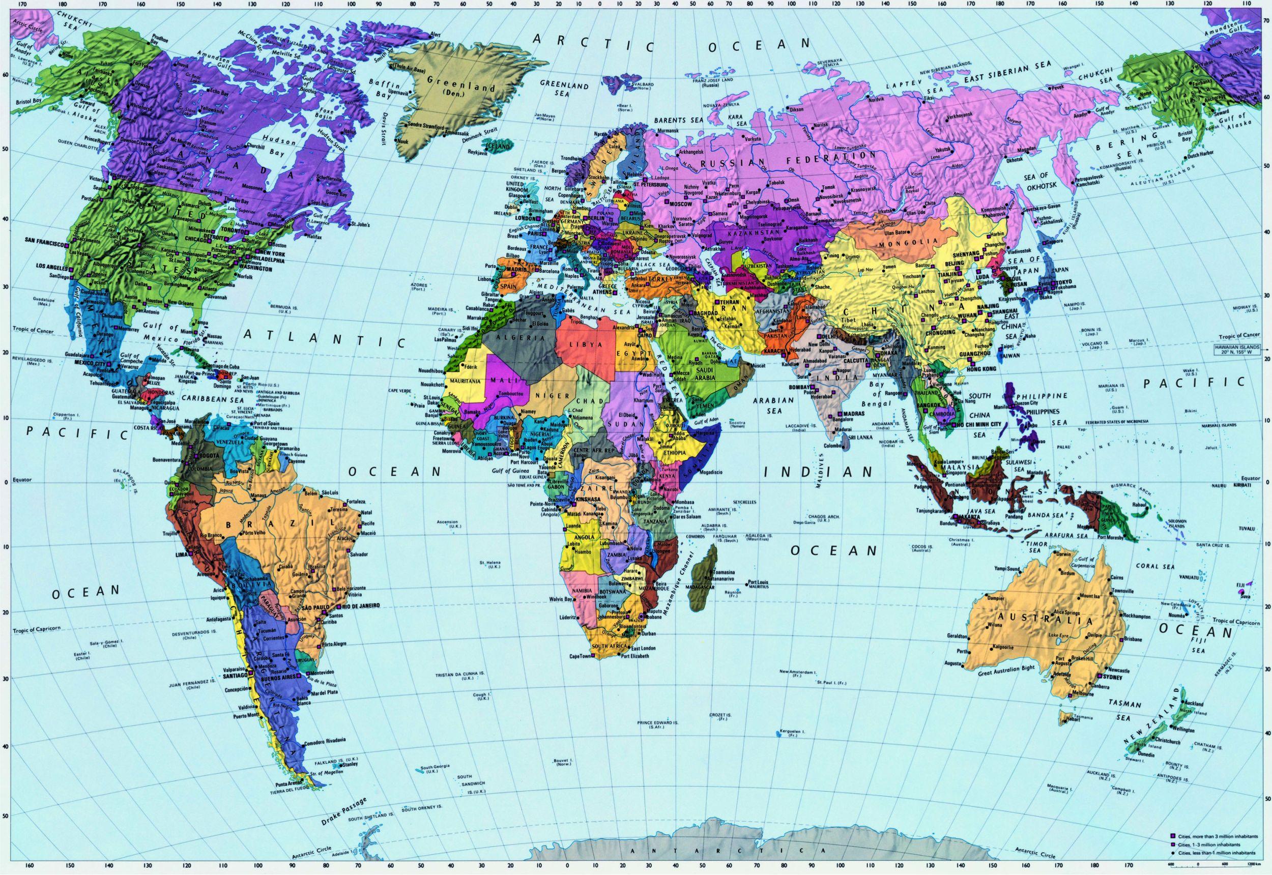World Map Wallpaper for Kids WallpaperSafari – Travellers World Map