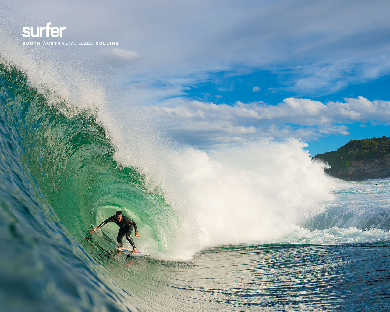 Wallpapers SURFER Magazine 1280x1024