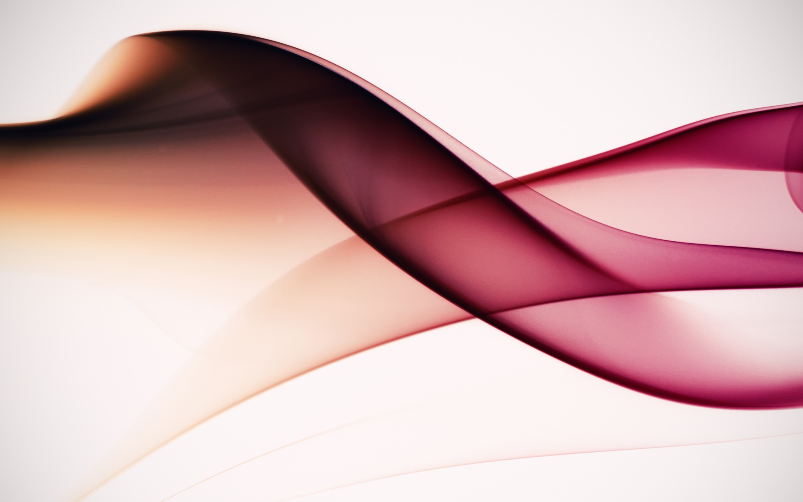 Abstract White Wallpaper 2560x1600 Abstract, White, Pink, Smoke