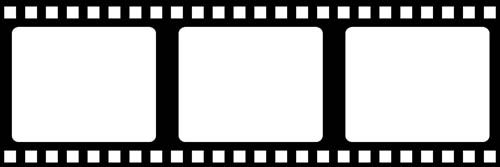 Film strip bordermight be a fun border for the kids rooms More 500x167