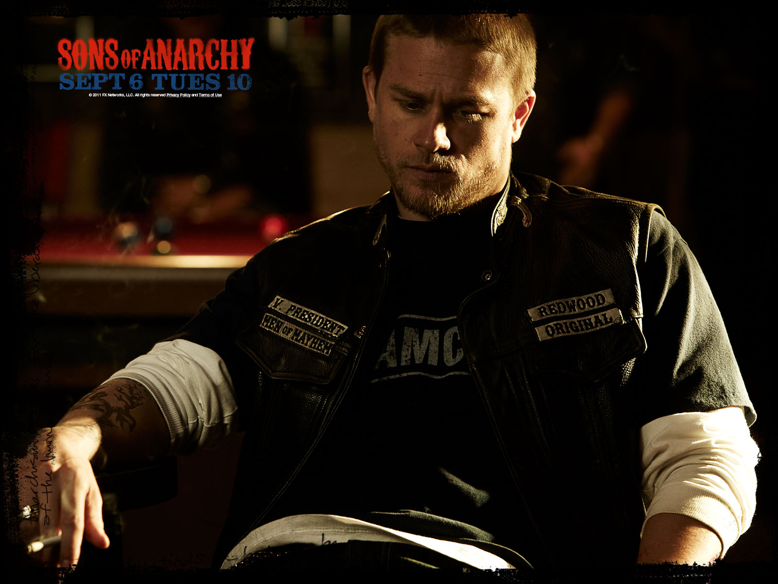 Free Download Jax Teller Sons Of Anarchy Wallpaper 25134473