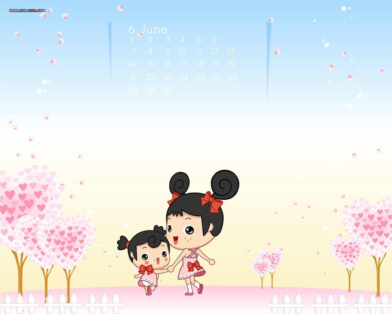 48 cute cartoon wallpapers for girls on wallpapersafari - Cartoon girl images hd ...