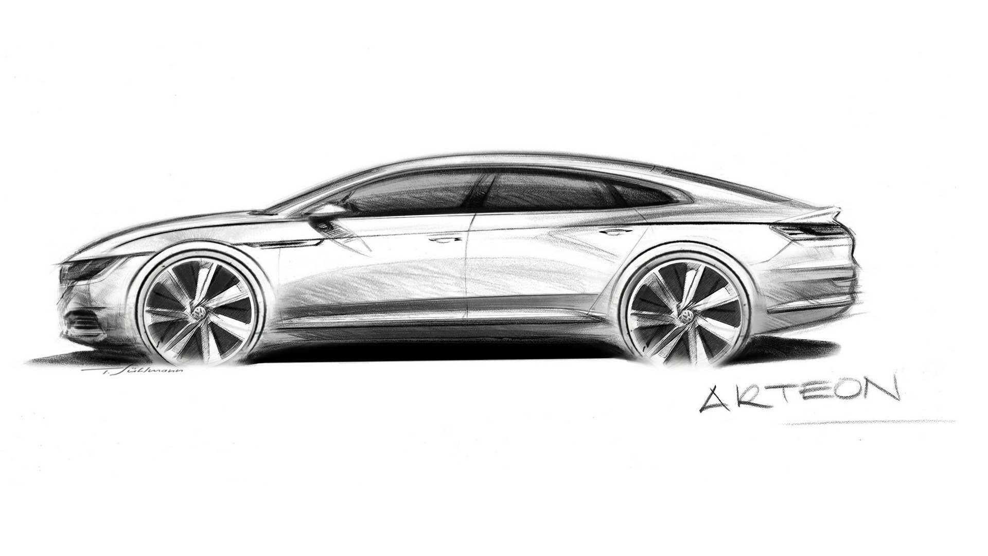 VW could make an Arteon shooting brake 1920x1080