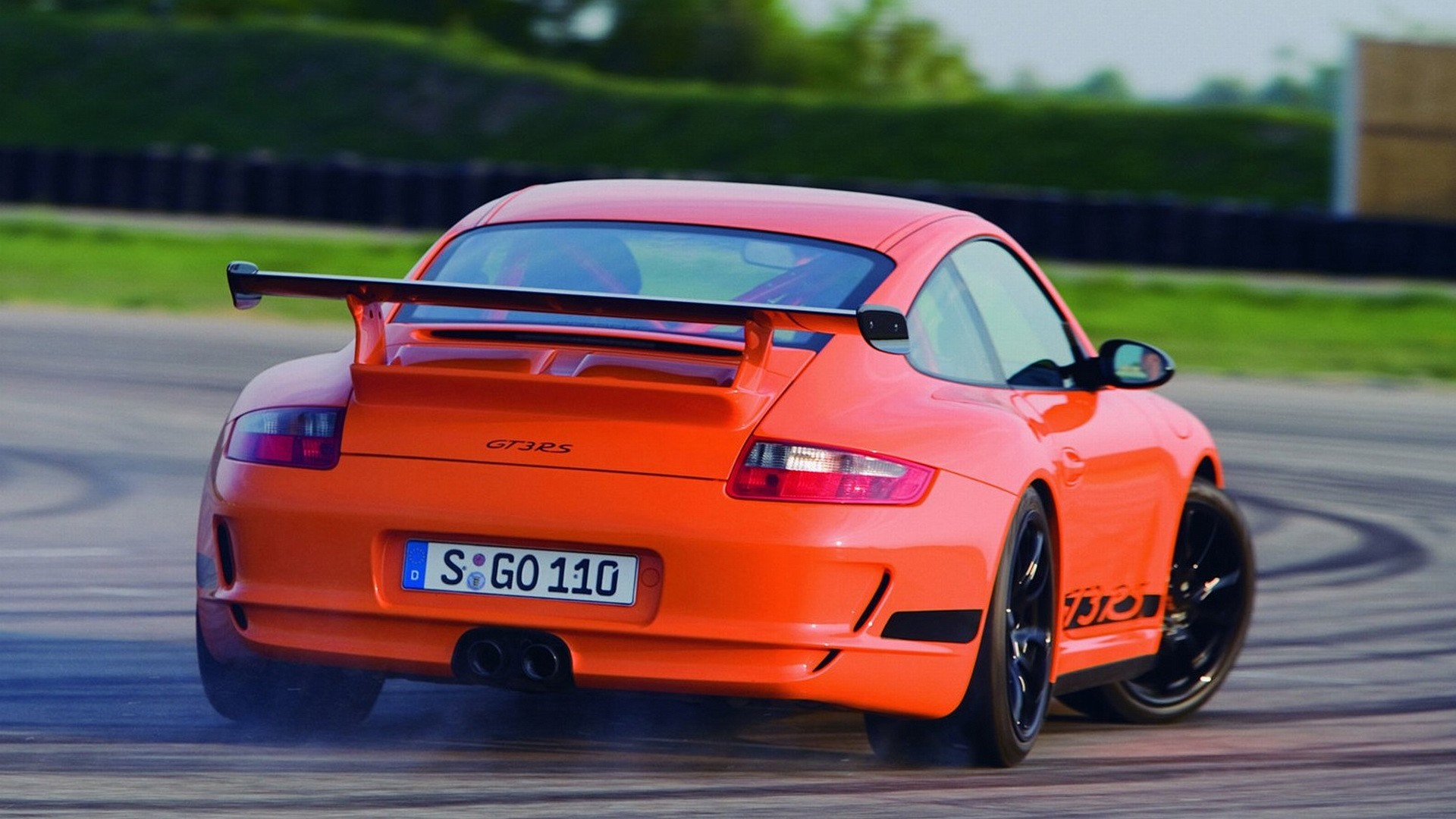 Porsche 911 Gt3 Rs Wallpaper: Porsche Gt3 Rs Wallpaper