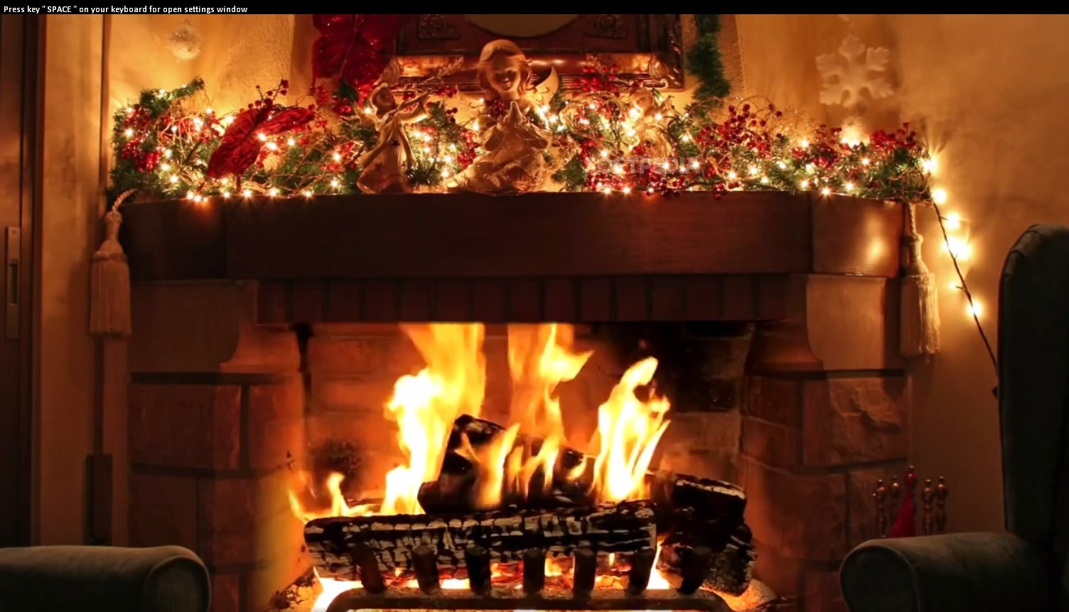 Christmas Fireplace Images amp Pictures   Becuo 1504x862