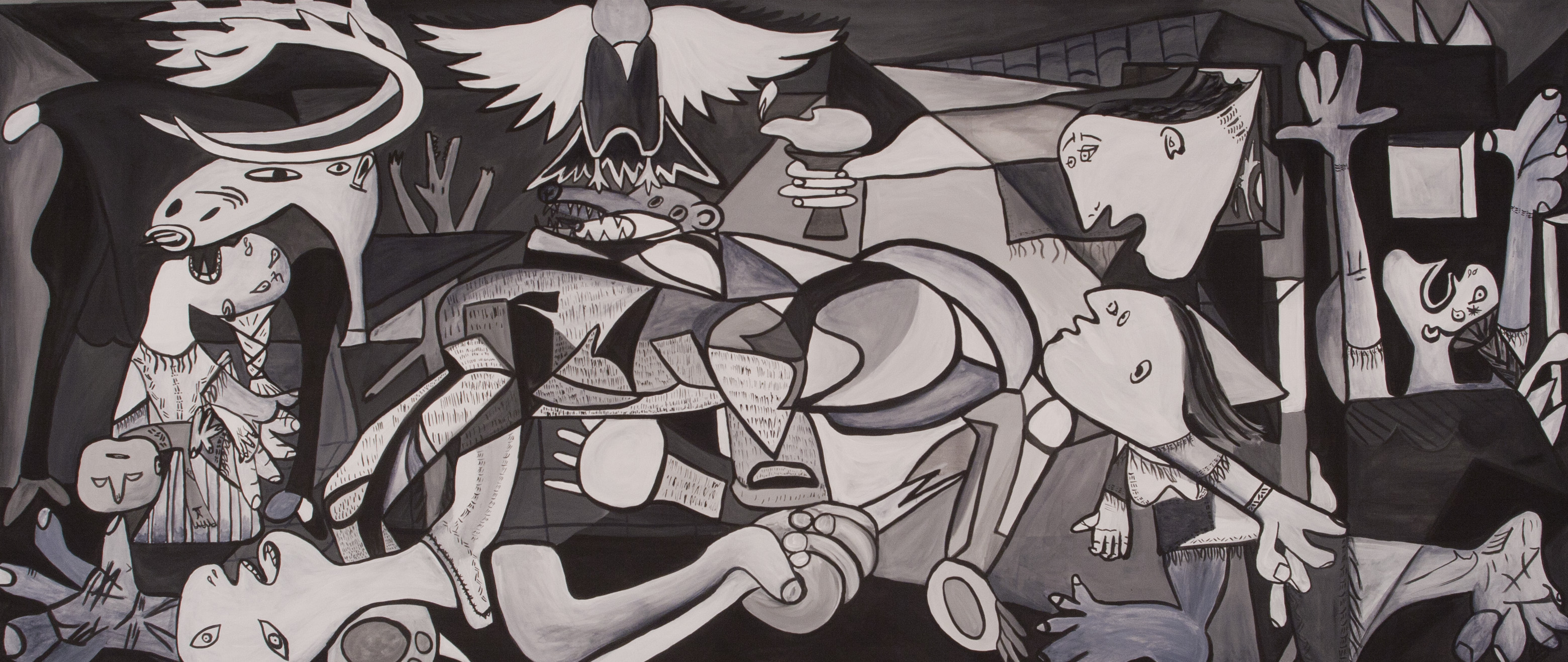 Misc Guernica 3120x1318px 100 Quality HD Wallpapers 3120x1318