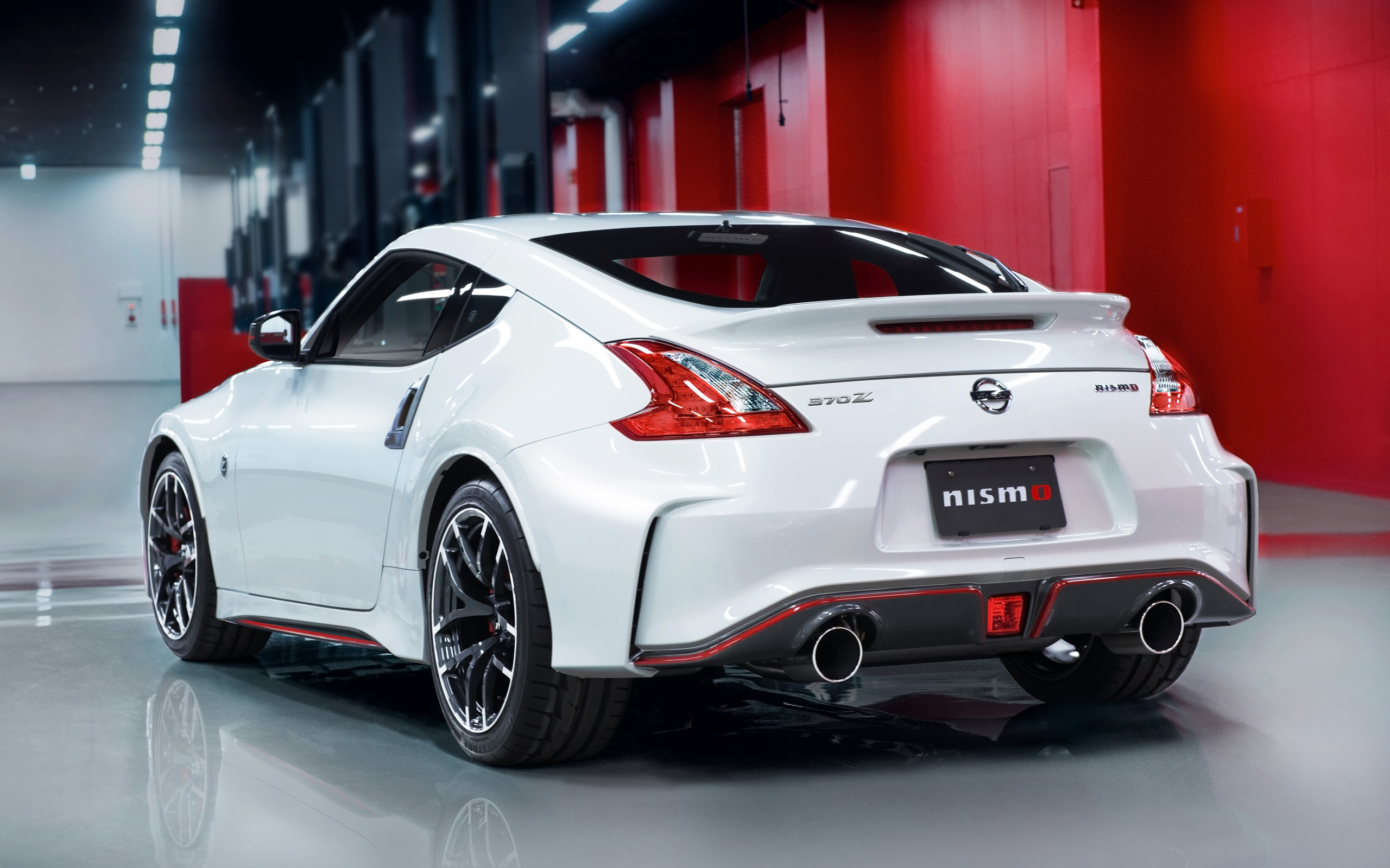 2015 Nissan 370Z NISMO 4 Wallpaper HD Car Wallpapers 2560x1600