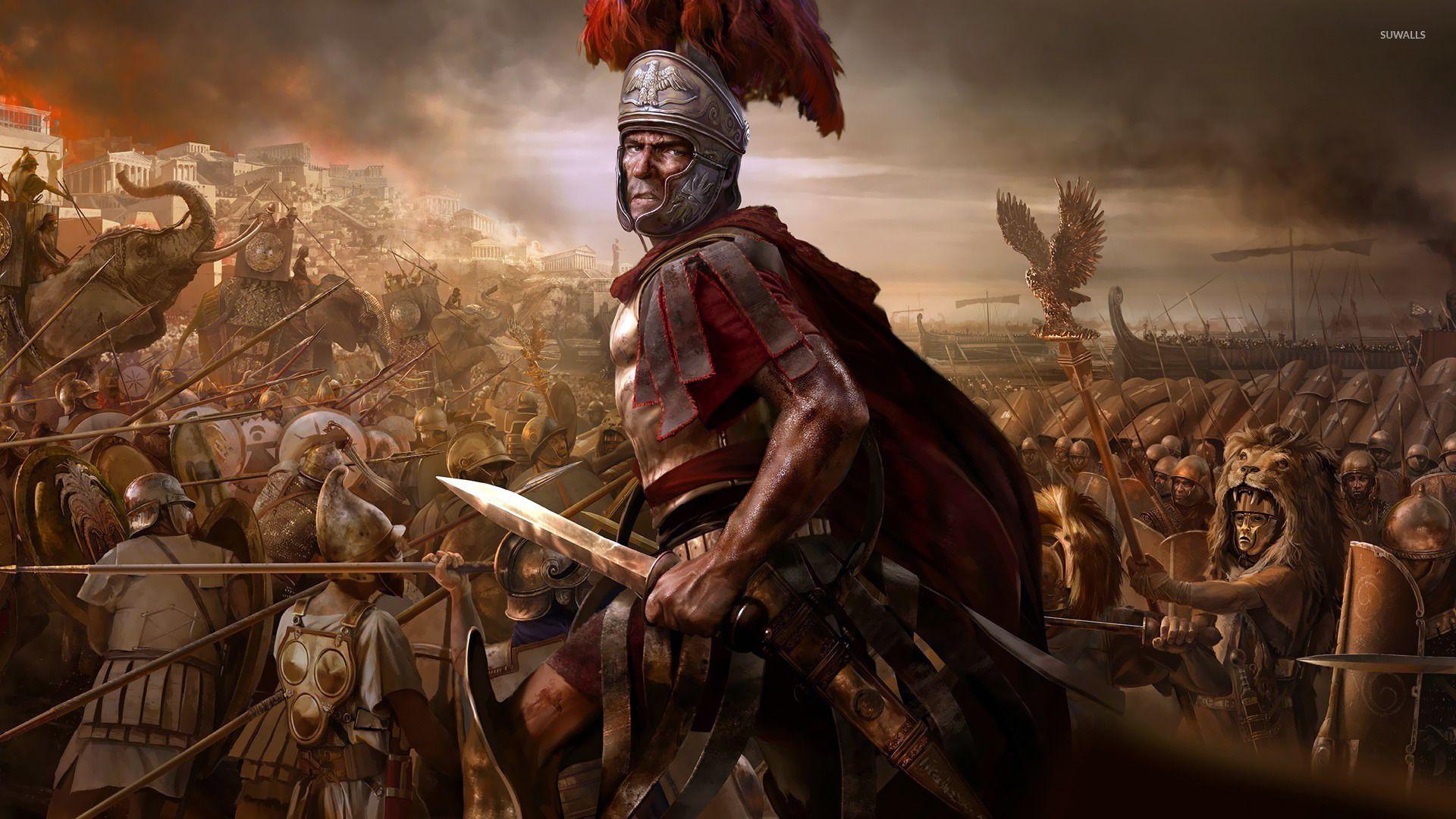 Roman War Wallpapers   Top Roman War Backgrounds 1920x1080
