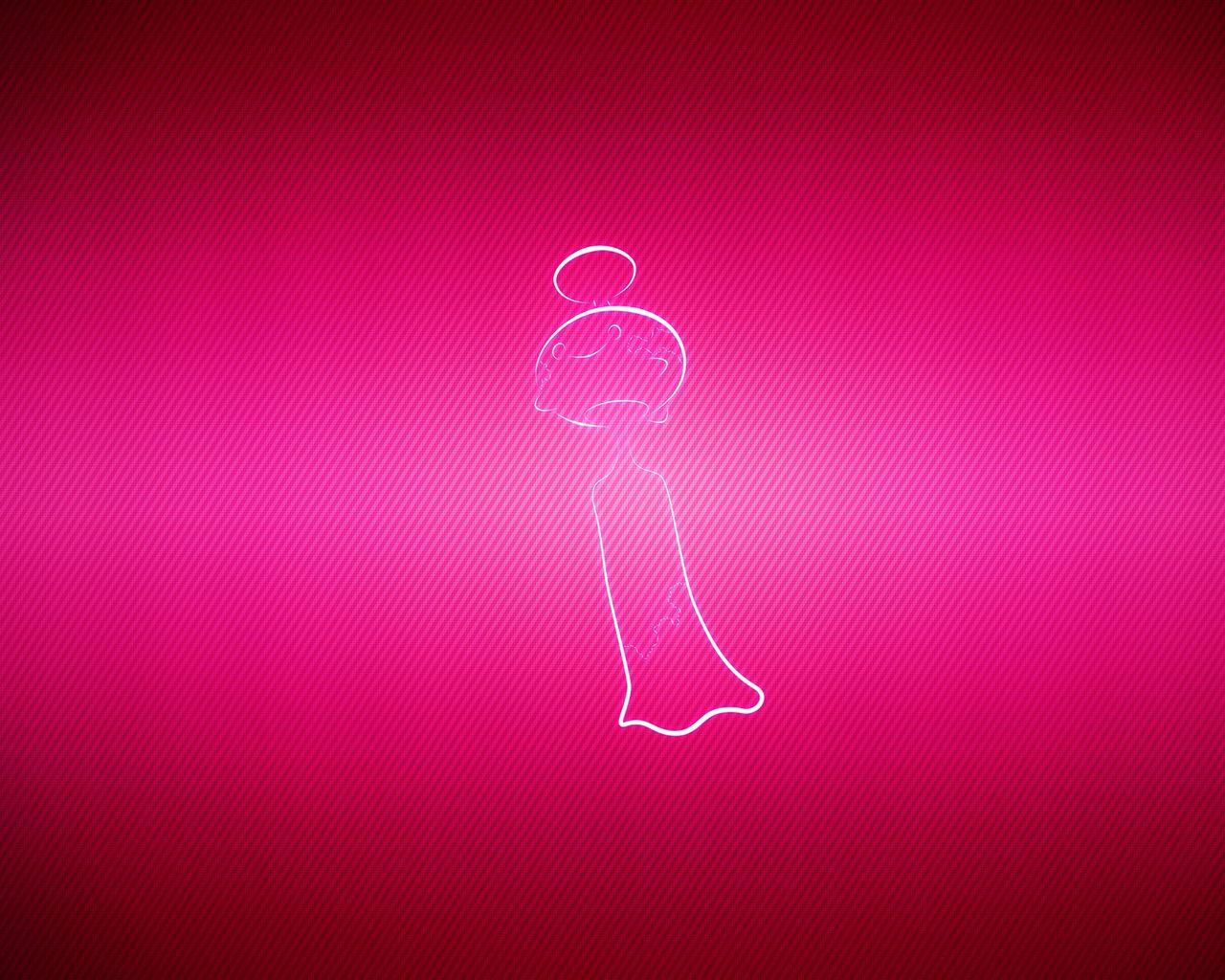 Download wallpaper 1280x1024 pokemon pink chimecho standard 54 1280x1024