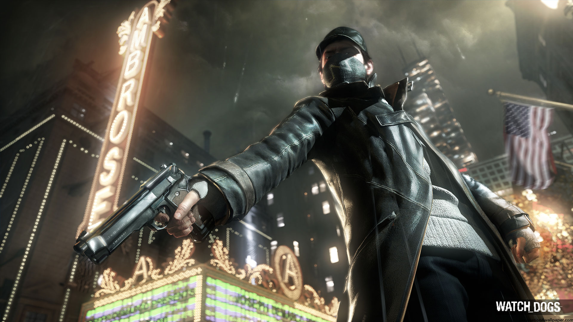Free Download Watch Dogs Wallpaper Hd Wallpapers Full Hd 1080p