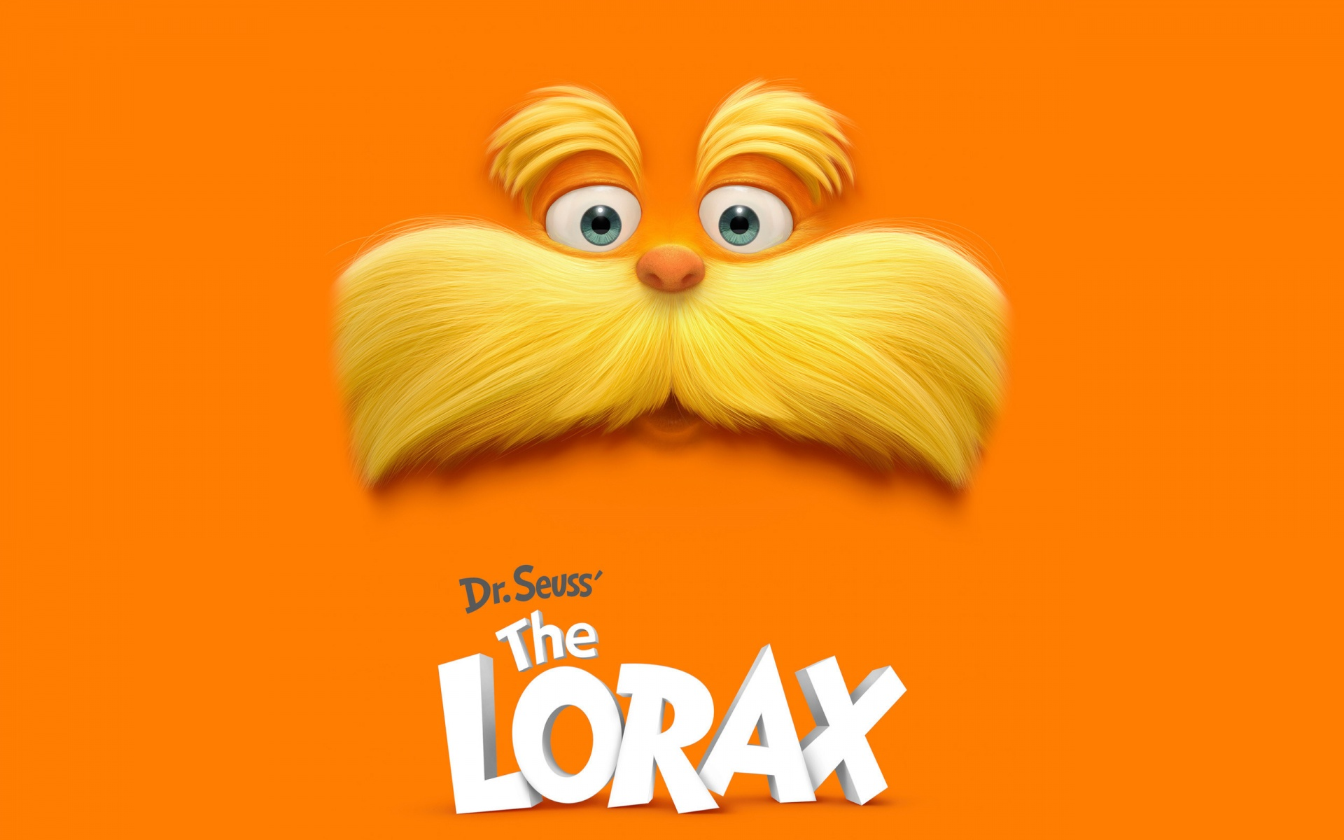 Dr Seuss The Lorax Wallpapers HD Wallpapers 1920x1200