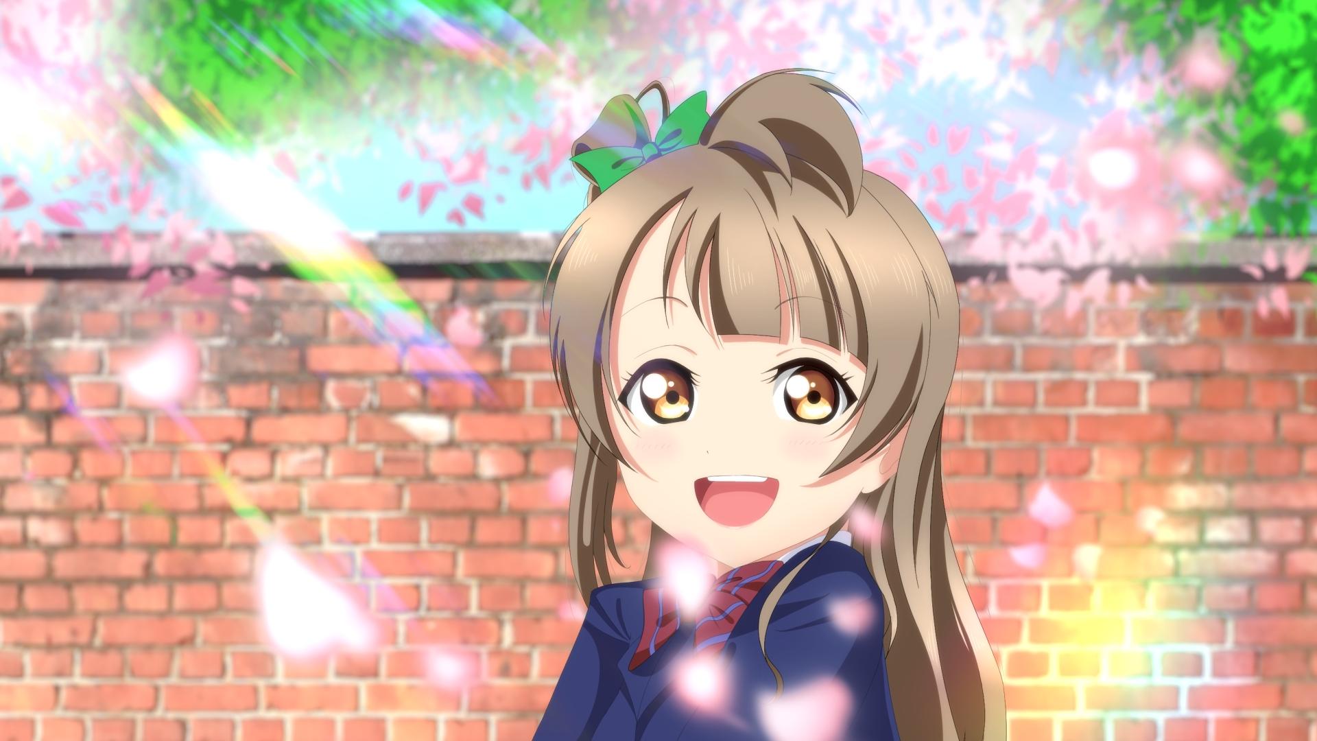 Minami Kotori   Love Live   HD Wallpaper 2089293   Zerochan 1920x1080