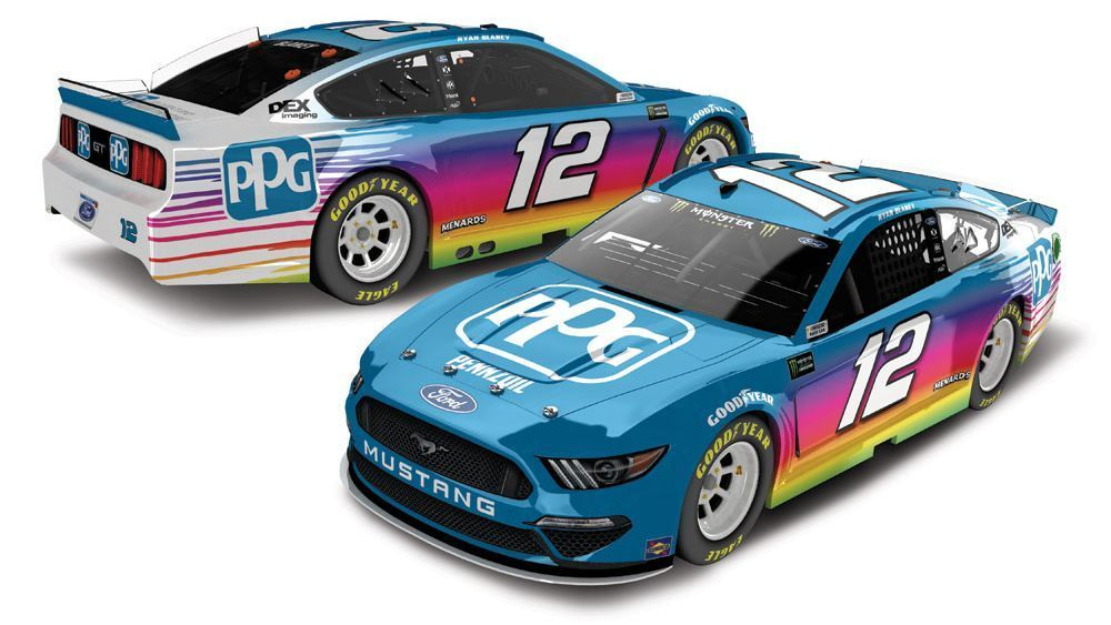 2019 NASCAR Cup Series Paint Schemes 1000x563