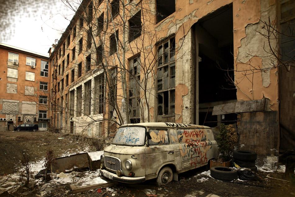 50 Abandoned Places Wallpaper On Wallpapersafari
