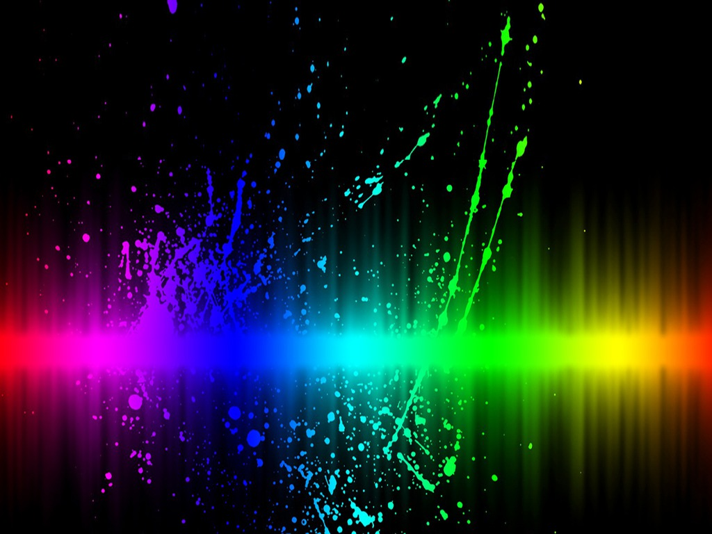 Neon Color Wallpapers - WallpaperSafari