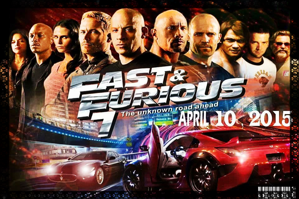 fast and furious 7 wallpapers fast and furious 7 wallpapers 960x640