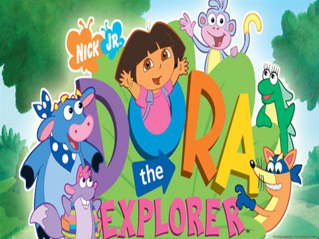 Dora The Explorer Wallpaper Car Interior Design 1024x768