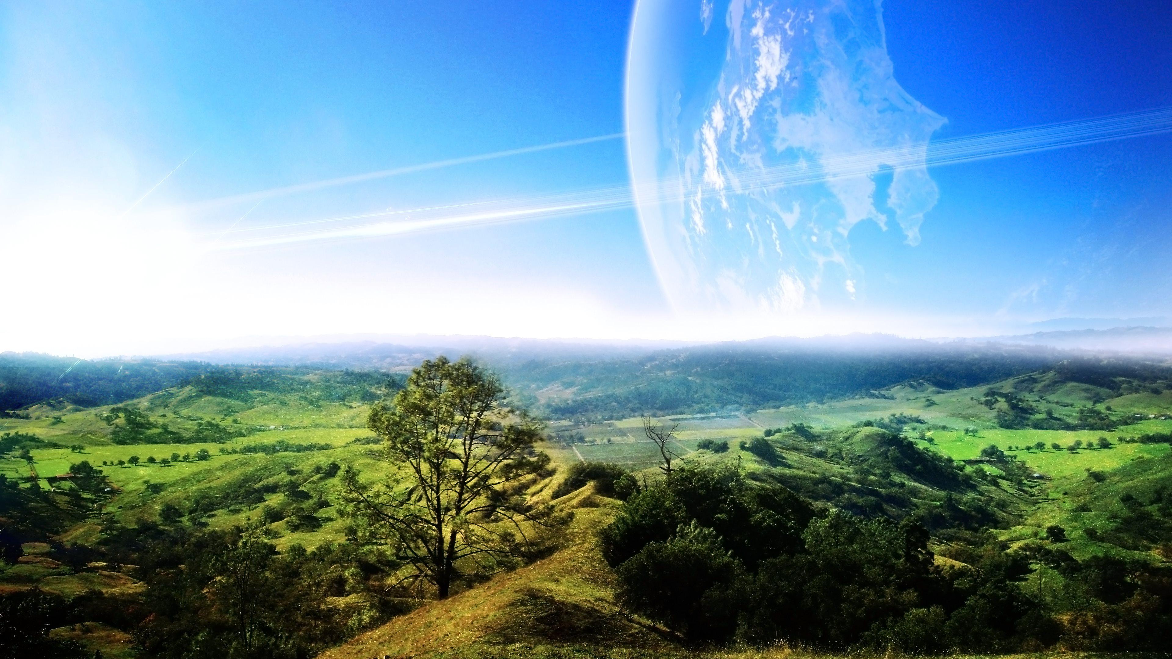 HD 4K WallPaper Landscape and Space Desktop Backgrounds 3840x2160