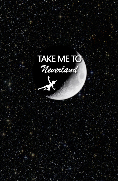 Take Me To Neverland Wallpaper Wallpapersafari