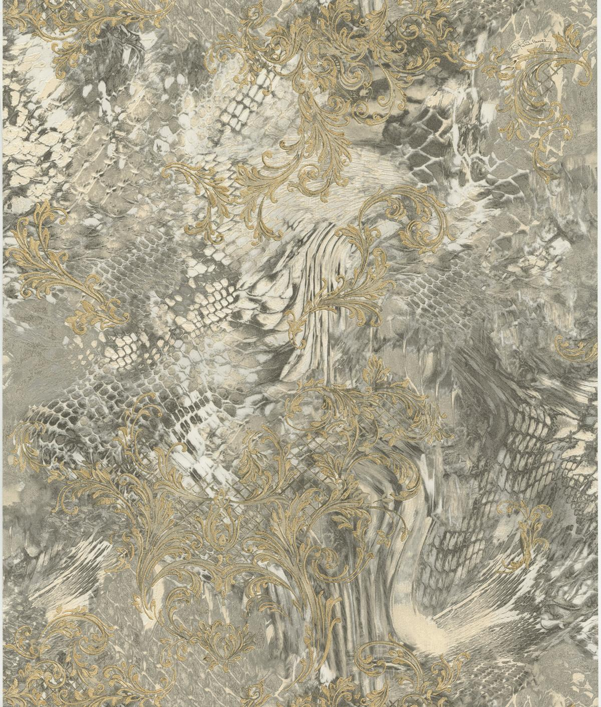 Roberto Cavalli RC14074 Claudia Schiffer Wallpaper Volume 3 1200x1412