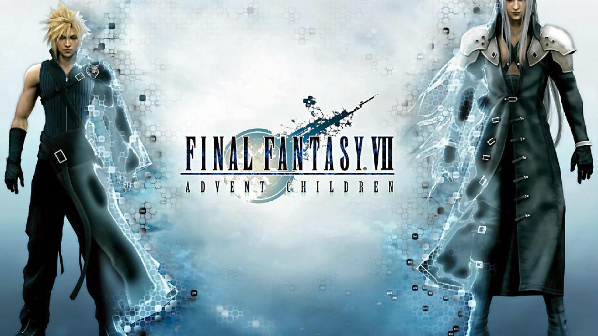 Final Fantasy Cloud Wallpaper Hd 1920x1080