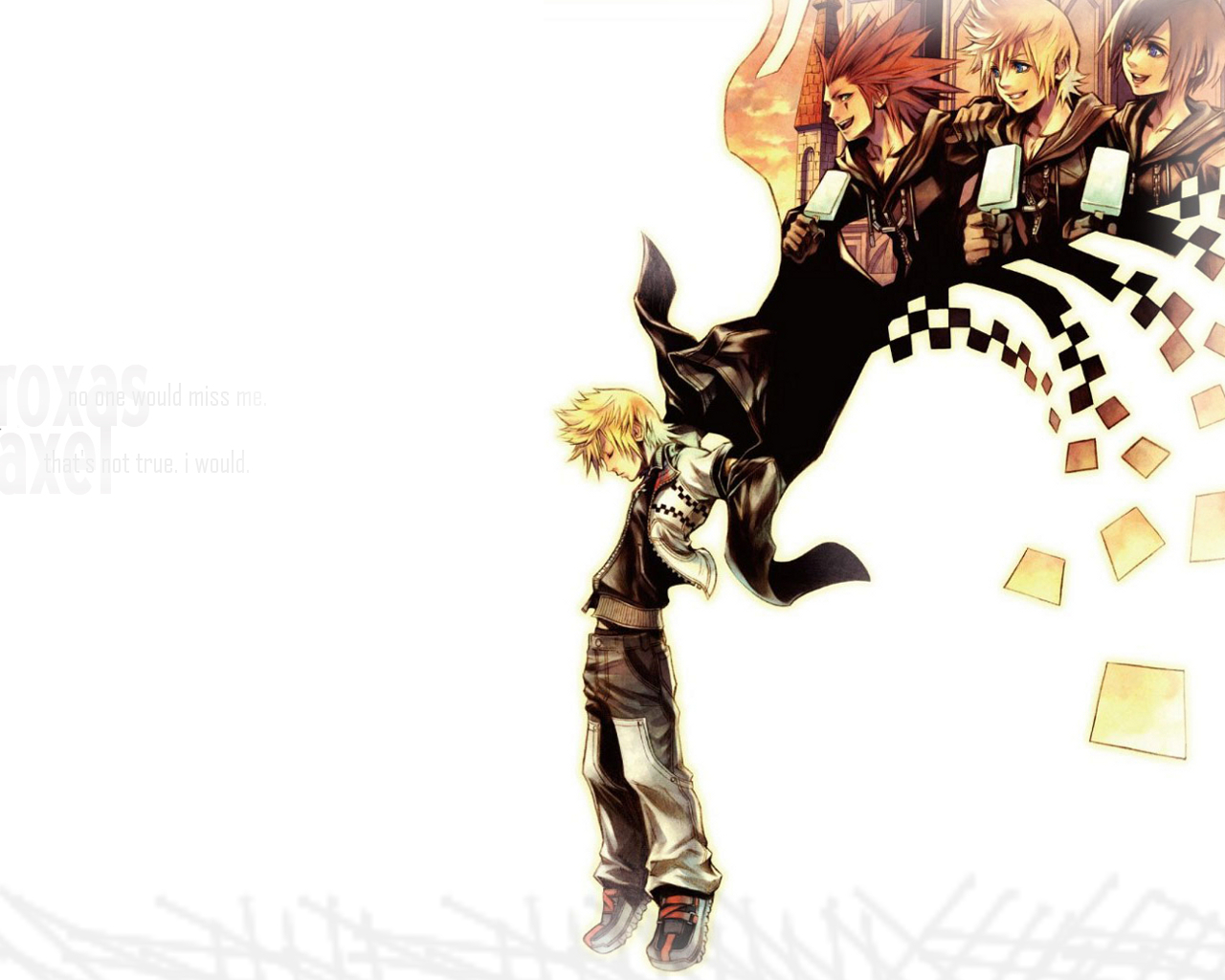 kingdom Hearts 3582 days wallpaper   ForWallpapercom 1280x1024