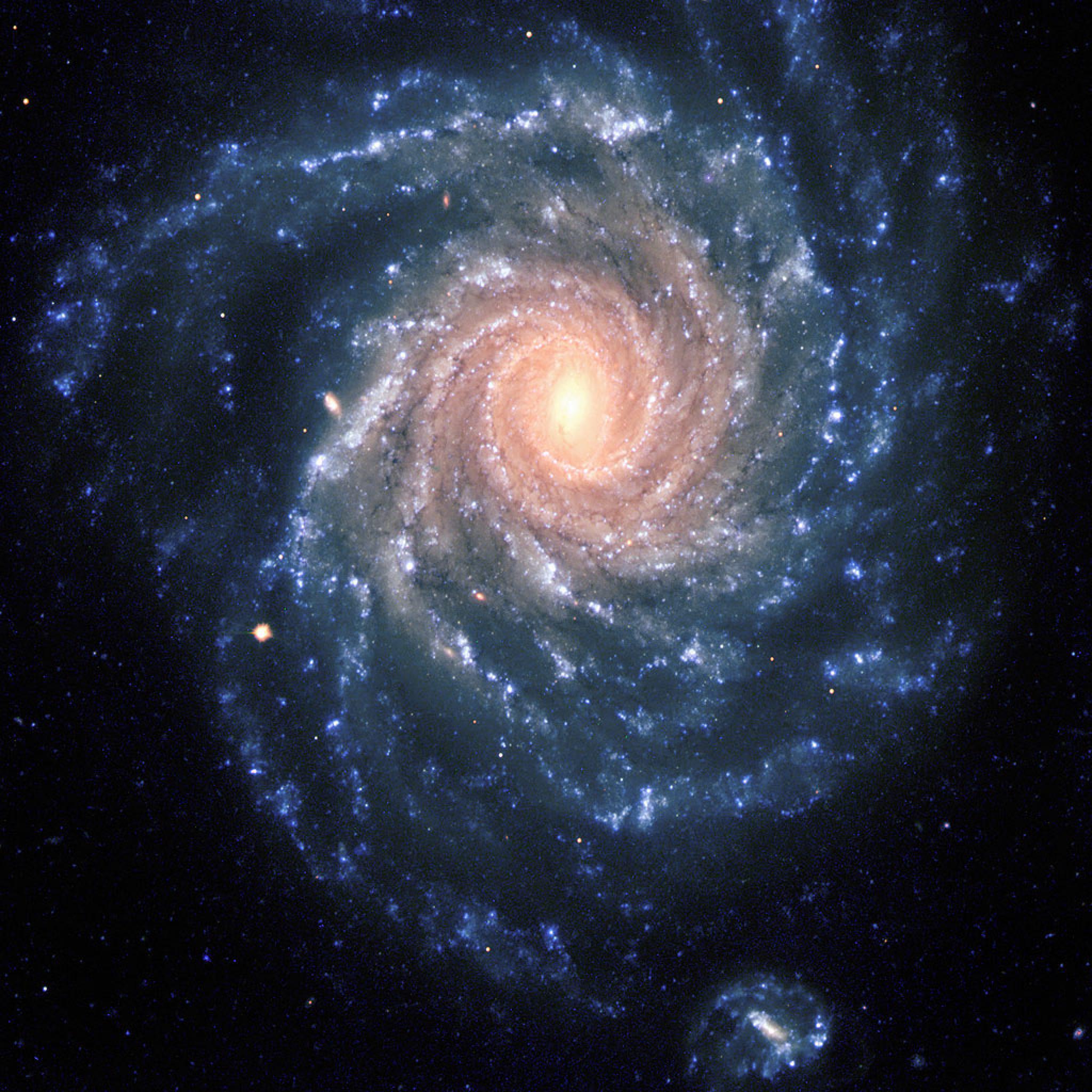 Galaxy Wallpaper 1080p: Spiral Galaxy Wallpaper Hd
