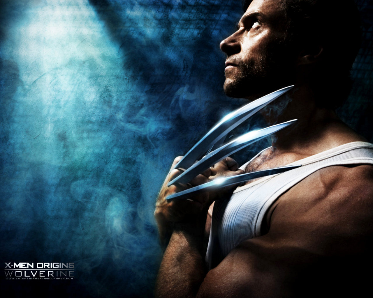 Wolverine Hugh Jackman Wallpaper Hd Images amp Pictures   Becuo 1280x1024