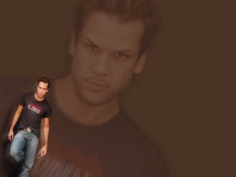 Dane Cook Background Brown by white wings01 800x600