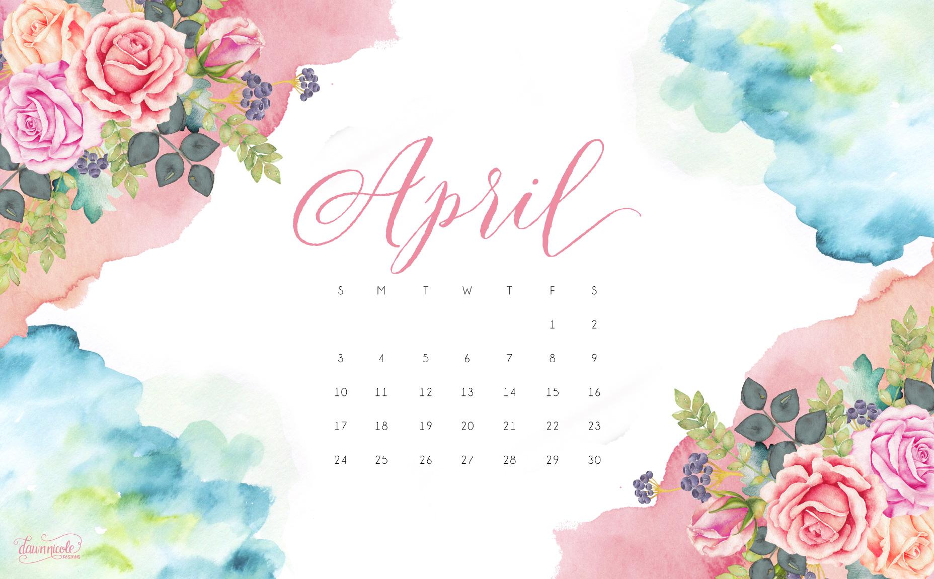 April 2016 Desktop Wallpaper   52DazheW Gallery 1856x1151
